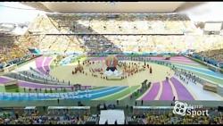 افتتاحیه جام جهانی ۲۰۱...