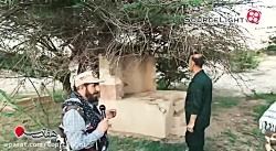 چشمه نور : واحد مستند سازی گروه جهادی مردّاً