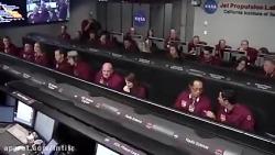 شادمانی ناسا از فرود موفق کاوشگر جدید بر روی مریخ