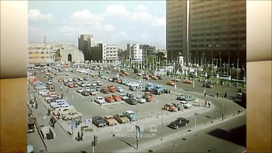 احداث برج شهیاد -آزادی