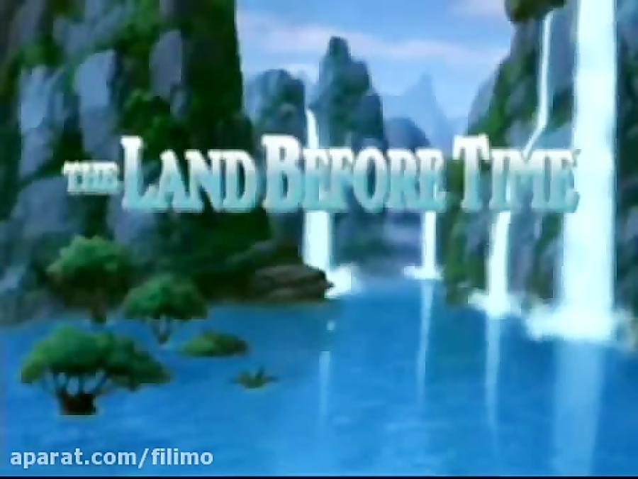آنونس انیمیشن «زمین قبل از زمان 9 : سفر به اقیانوس»