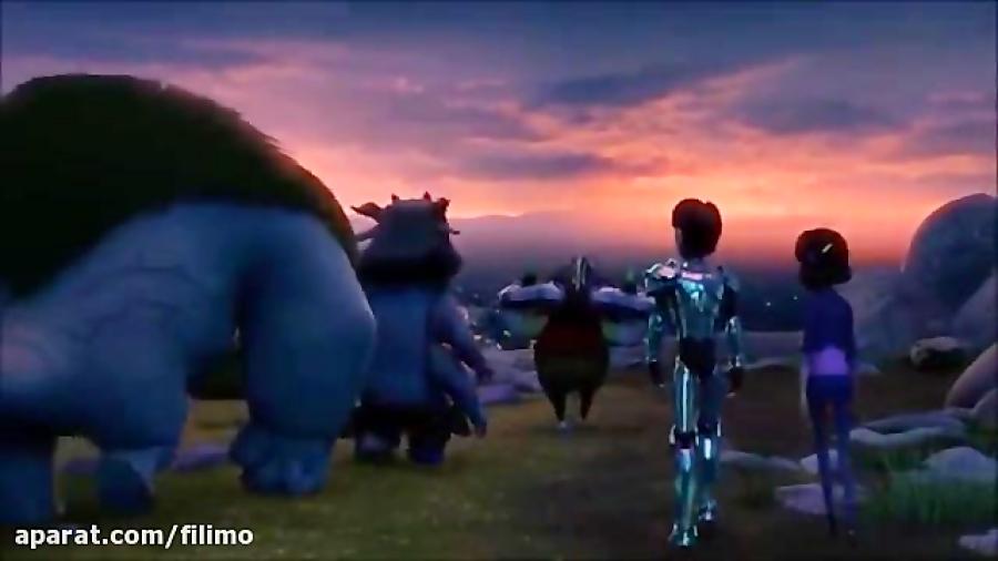 آنونس انیمیشن غول کش ها