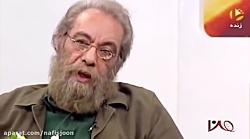 عصبانیت مسعود فراستی روی آنتن زنده و ترک برنامه