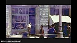چهارراه استانبول و خیابان لاله زار تهران  - سال ۱۳۳۵