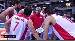بسکتبال - انتخابی جام ج...