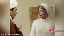 «فرهاد اصلانی» با لباس ...
