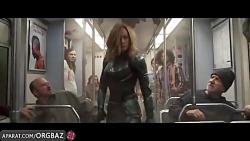 تریلر فیلم Captain Marvel