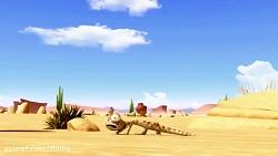 آنونس انیمیشن ماجراهای اسکار