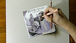 Drawing Battle of Bastards Game of Thrones