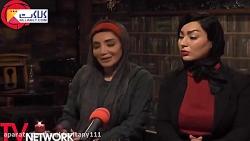 احضارات دو بازیگر زن در...