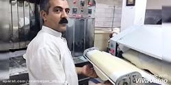 دستگاه گردبر نان تافتو...