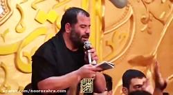 محرم ۹۷ شب ششم حاج رضا بذری-بسم الله از ما اجازه از شما…