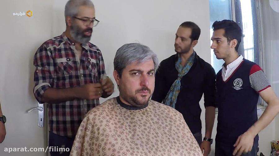 پشت صحنه فیلم سینمایی «چهار راه استانبول»