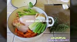 چگونه هورمون گوشت مرغ را قبل از پختن از بین ببریم و گوشت مرغ سالم تر باشد؟