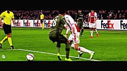مهارت های فوتبال با اهن...