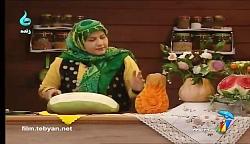 حکاکی هندوانه برای شب یلدا