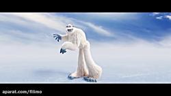 آنونس انیمیشن «پا کوچولو»