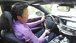 لکسوس LS500  | تست رانندگی