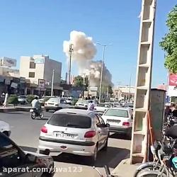 انفجار در چهابهار