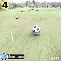 فوتبال عجیبببببب