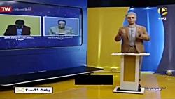 واکنش طنز پرداز اقای رضا رفیع  به جوک گفتن روحانی در سرخه
