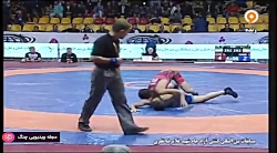 رقابت های کشتی - مسابقات بین المللی کشتی آزاد جام شهید غلامرضا نظری