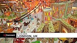 نمایشگاه شهر نان زنجبی...