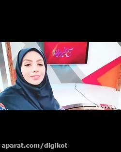 ازکنایه محسن افشانی به حمیدهیراد تا مصاحبه نازنین کریمی و ویدیو مبینا نصیری