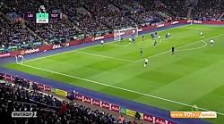 خلاصه لیگ برتر: لسترسیتی 0-2 تاتنهام (سوپرگل سون)