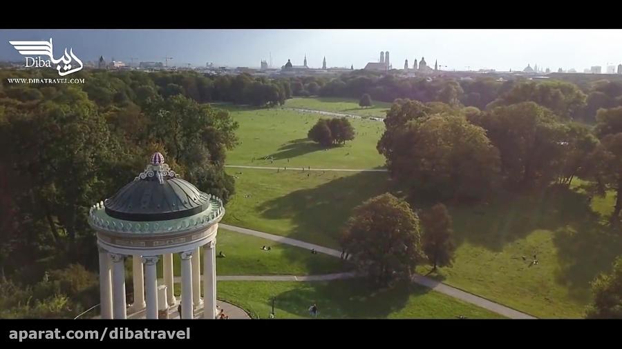 آژانس دیبا | مونیخ زیباترین شهر آلمان