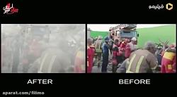 جلوه های ویژه و باورنکردنی فیلم «چهارراه استانبول»