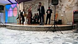 مجلس عروسی شعرخوانی طن...