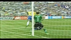 برزیل 0 فرانسه 3 - فینال ...