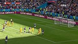 تمام 169 گل جام جهانی 2018