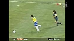 ترسناک ترین برزیل در جا...