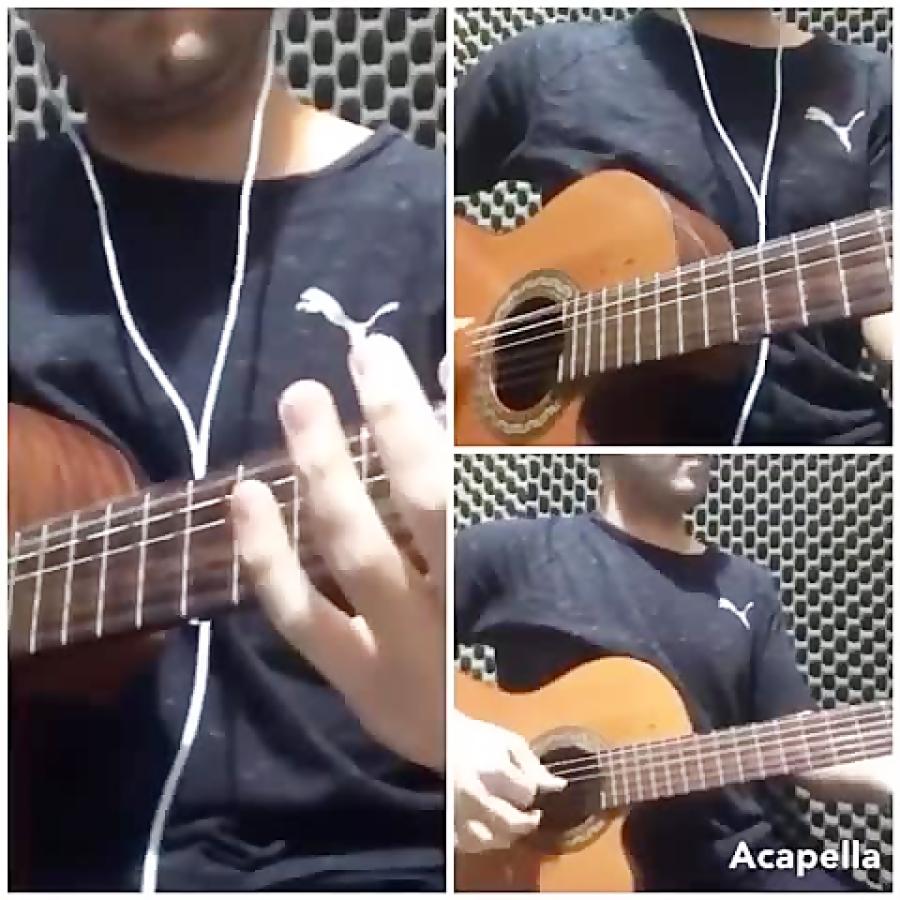 Moliendo Cafe اثر هوگو بلانکو ورژن تنظیم Paco de Lucía فرزین نیازخانی گیتار