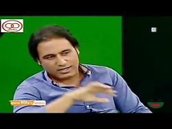 خاطره خنده دار مهدی مهد...