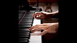 اهنگ نوازش ابی با پیانو