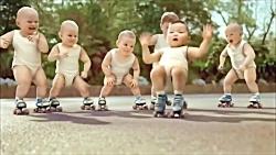 فیلم رقص بچه های شیطون
