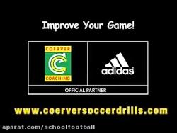 آموزش فوتبال پایه در کر...