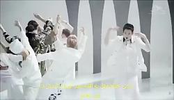 موزیک ویدیو wolf از exo با ...