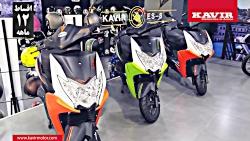 موتورسیکلت های برقی کویرموتور