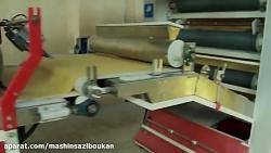 دستگاه تولید نان انبوه ...