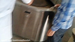 دستگاه دوار نان ساجی