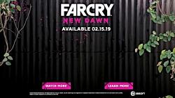 تریلر بازی Far Cry New Dawn