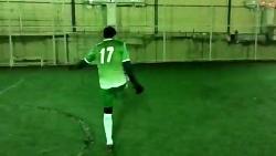 تکنیک حرفه ای فوتبال تو...