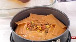 آشپزی - لازانیا با سس مک...