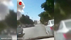 انفجار بمب و حمله تروری...