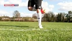 آموزش تكنیك فوتبال 1
