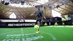 آموزش تکنیک فوتبال
